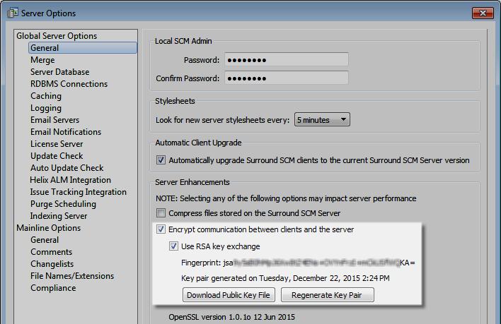 Surround SCM Security Best Practices