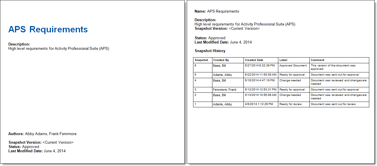 Modifying Microsoft Word Templates For Testtrack Requirement Document Exports